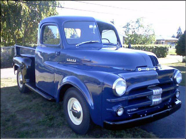 1954 Dodge truck | For A Bos Only Mopar Forum